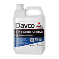 4 in 1 Grout Additive