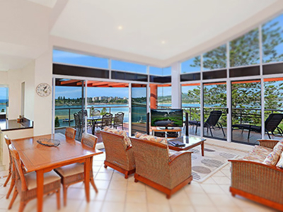 luxury apartment complex project tuncurry davco