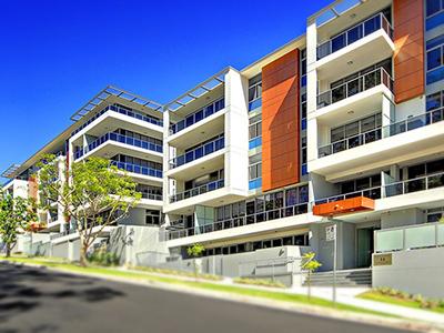 Luxury Apartment Complex Project Gordon Davco