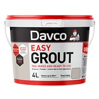 Easy Grout