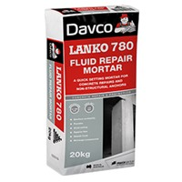 Lanko 780 Fluid Repair Mortar